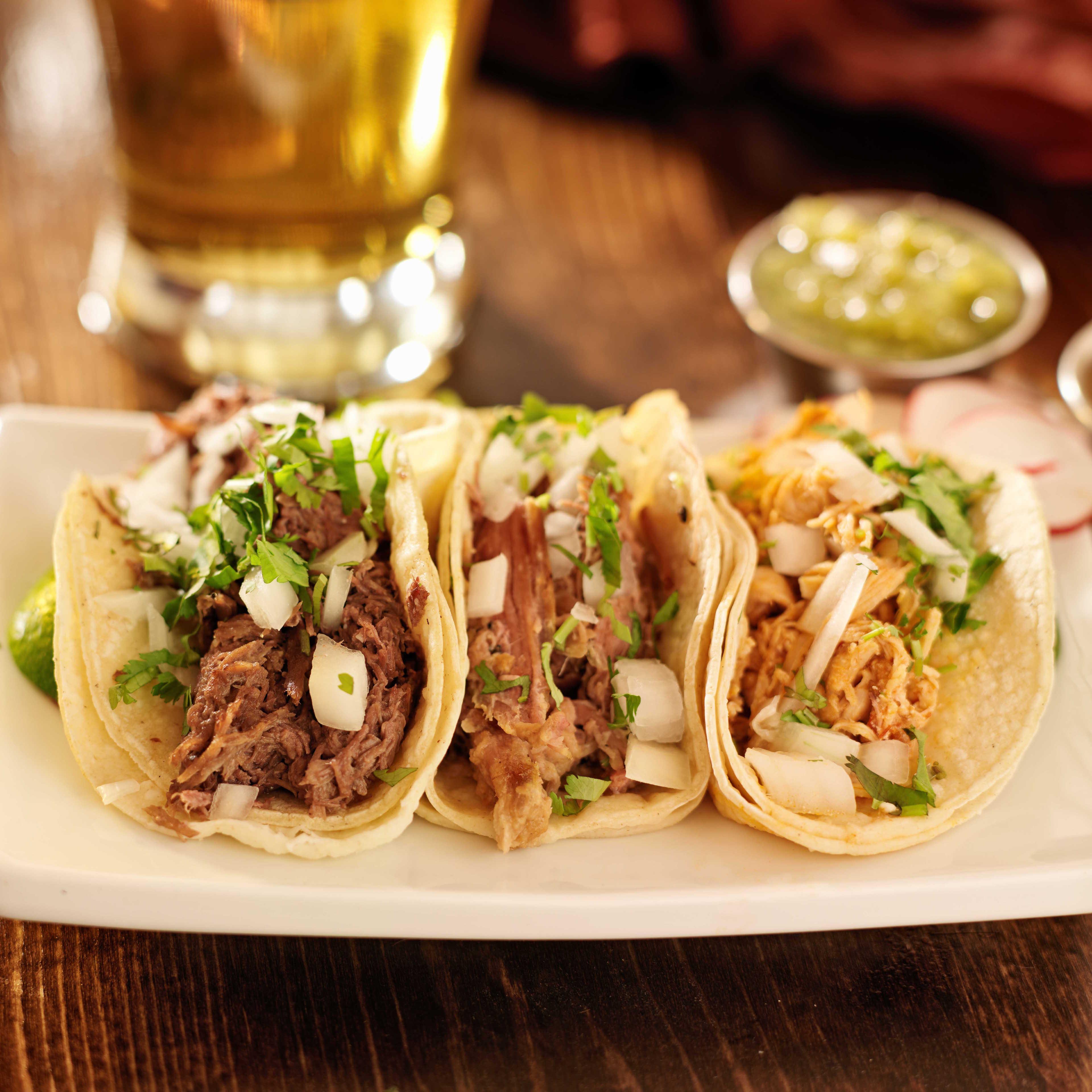 barbacoa mexicana auténtica