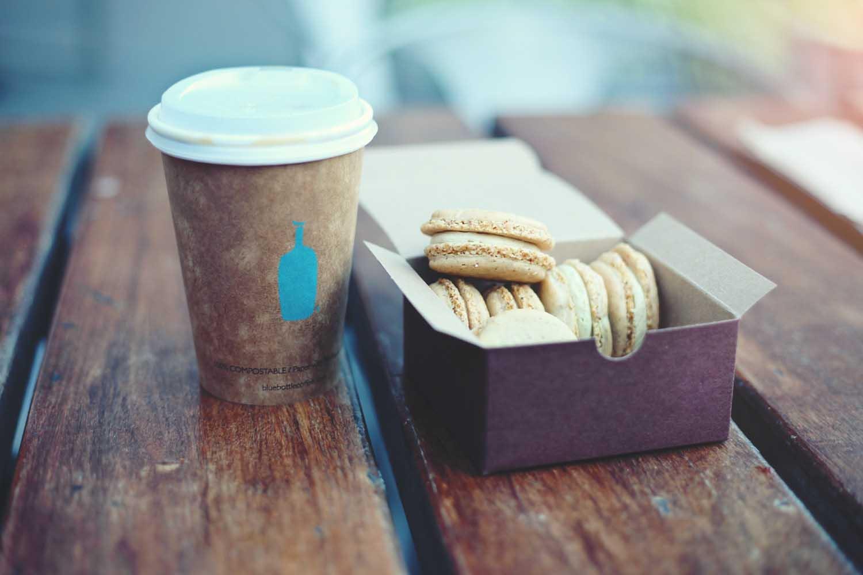 Café y postre