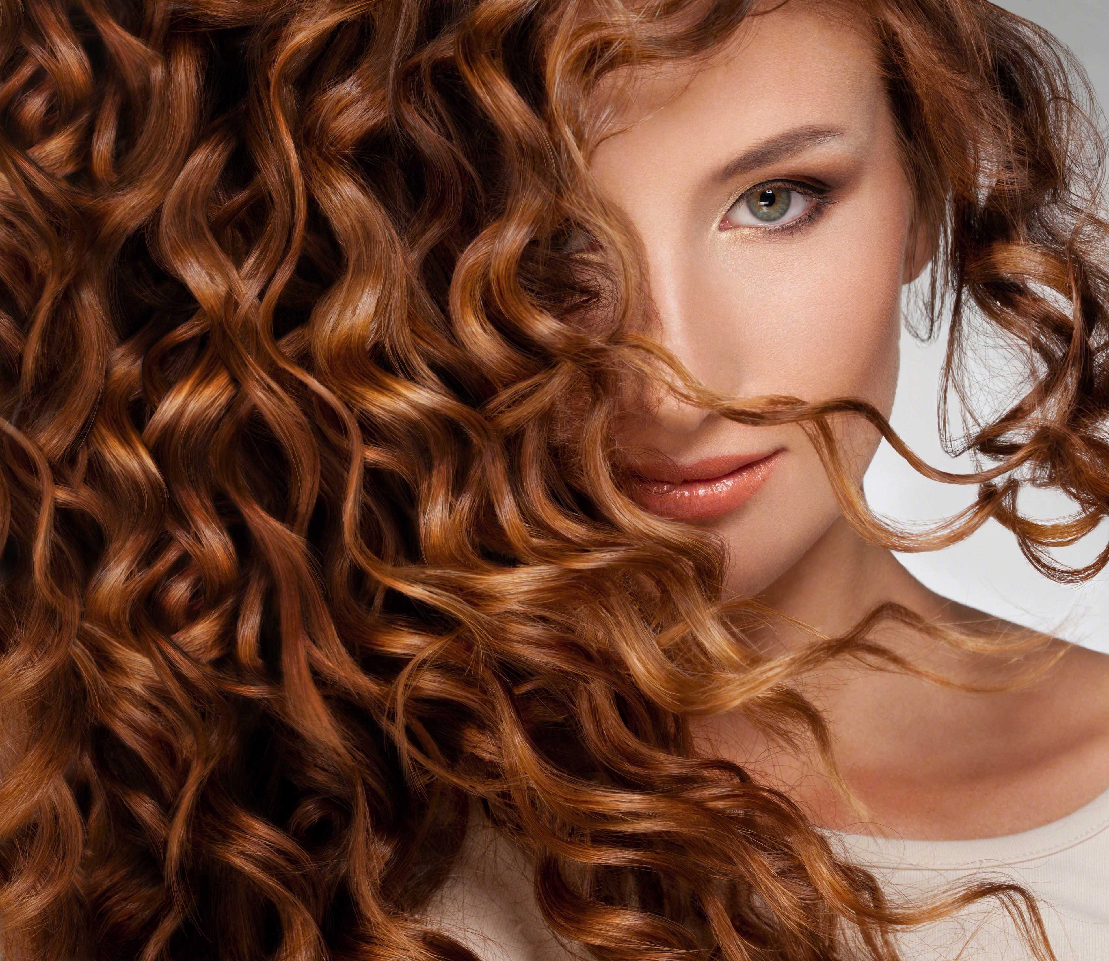 Modelo de cabello